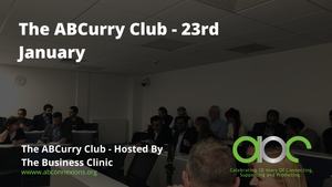 ABCurry Club – 23rd January