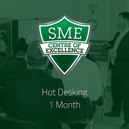 Hot Desking - 1 Month