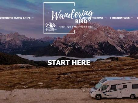 Wandering Birds: Road Trips & Wandering Trips