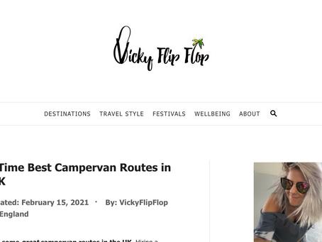 9 All-Time Best Camper Van Routes