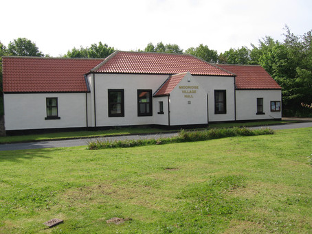 Village Hall Re-Opening