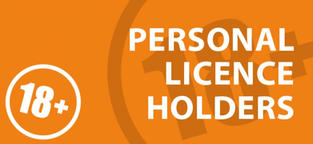 Personal Licence Holders Level 2