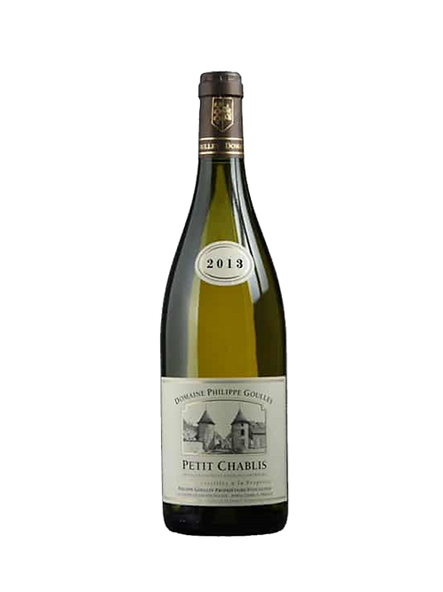 Petit Chablis, Organic Goulley. France