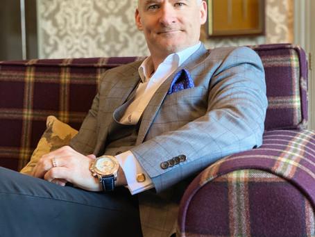 Meet the MD, Steve Johnson