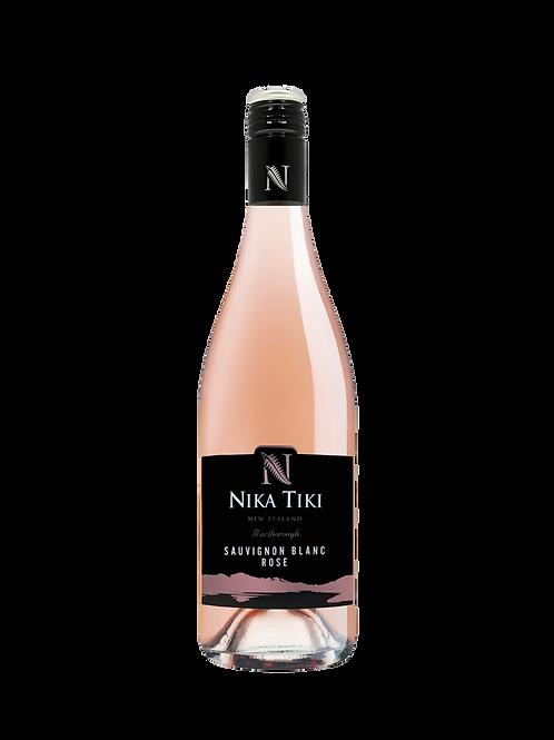 Nika Tiki, Rose Sauvignon. New Zealand