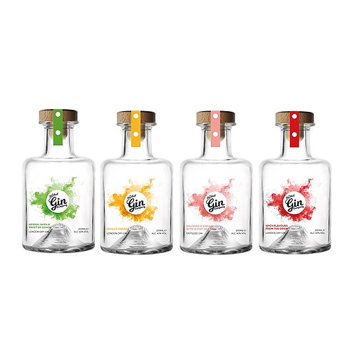 The Engineers Mix - 4 Bottles