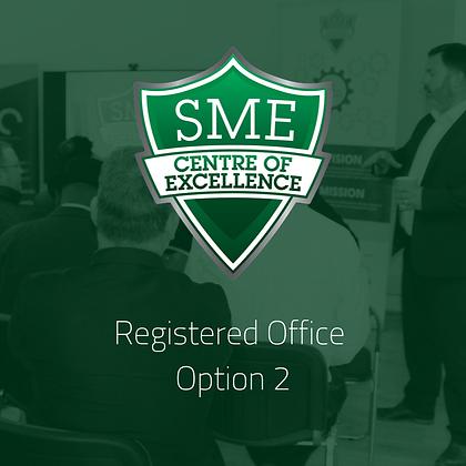 Registered Office - Option 2