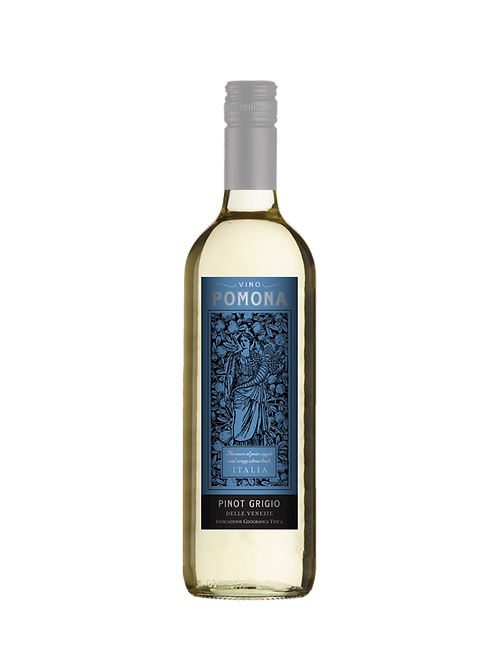 Pinot Grigio, Vino Pomona. Italy