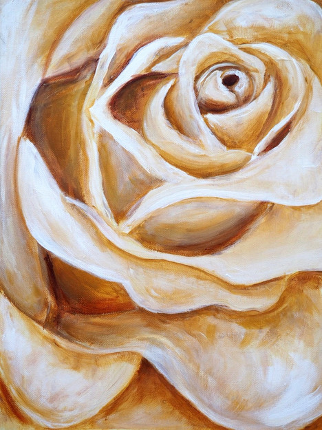 Acrylic Painting 2014
