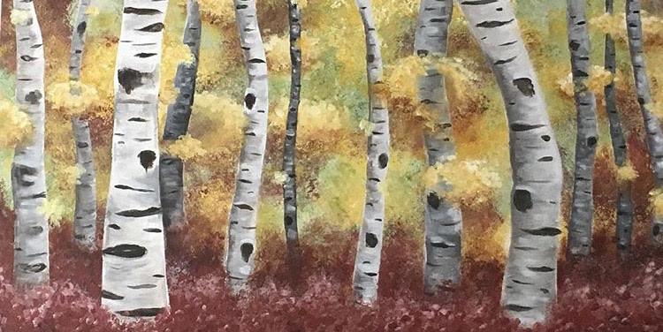 Brich Trees