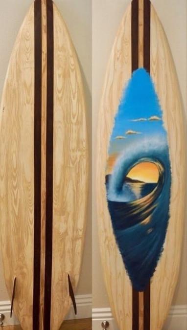 Wave Surfboard