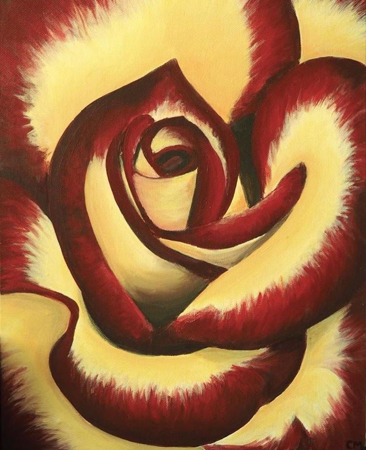 Vibtrant Rose