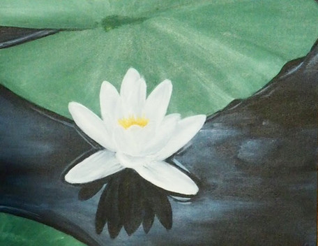Monet's Lily