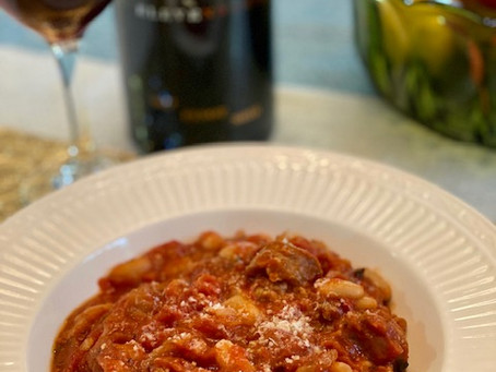 Sausage and Beans, A Brooklyn Cassoulet
