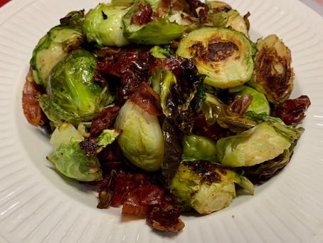 Brussel Sprouts & Prosciutto