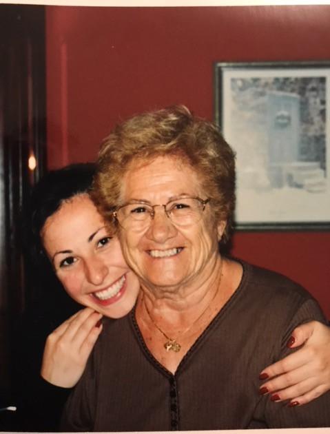 Me n' my nonna
