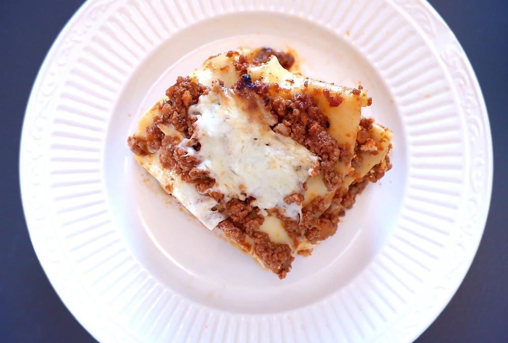 Lasagna take center stage!