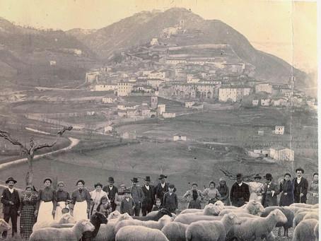 Strascinati, a tradition of Cascia