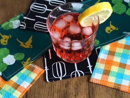 Cocktail Napkin Chic