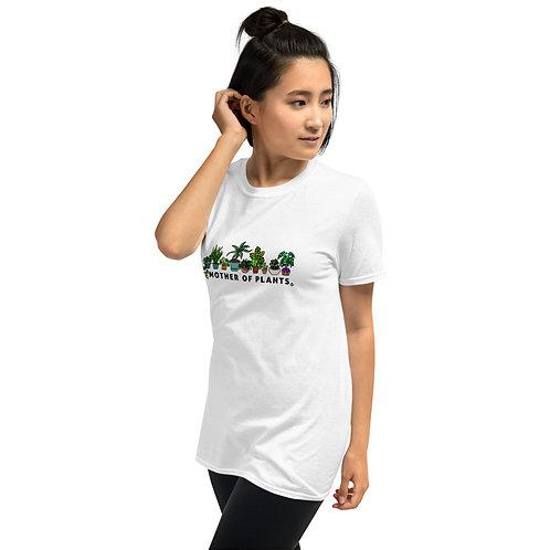 Mother Of Plants - Short-Sleeve Unisex T-Shirt
