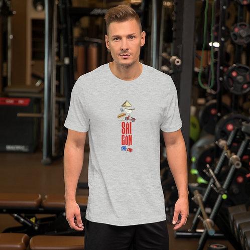 Saigon - Short-Sleeve Unisex T-Shirt