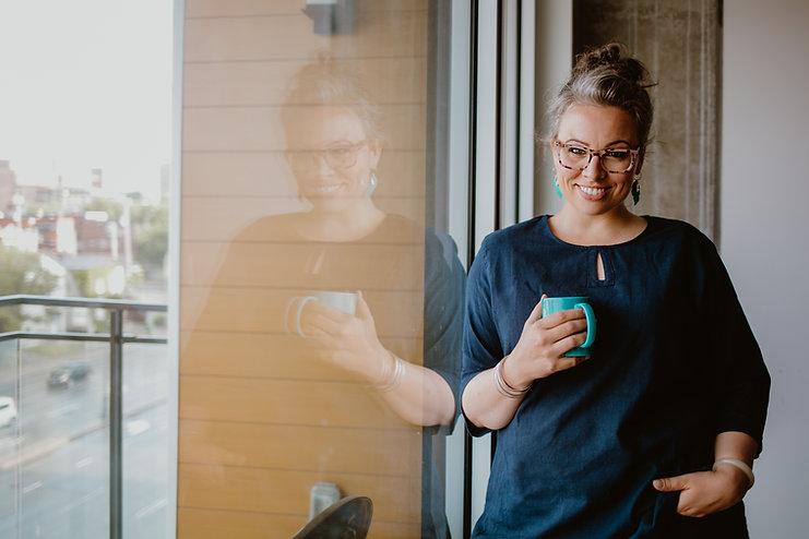 LostBumblebee, Melissa Baker Nguyen, Coffee