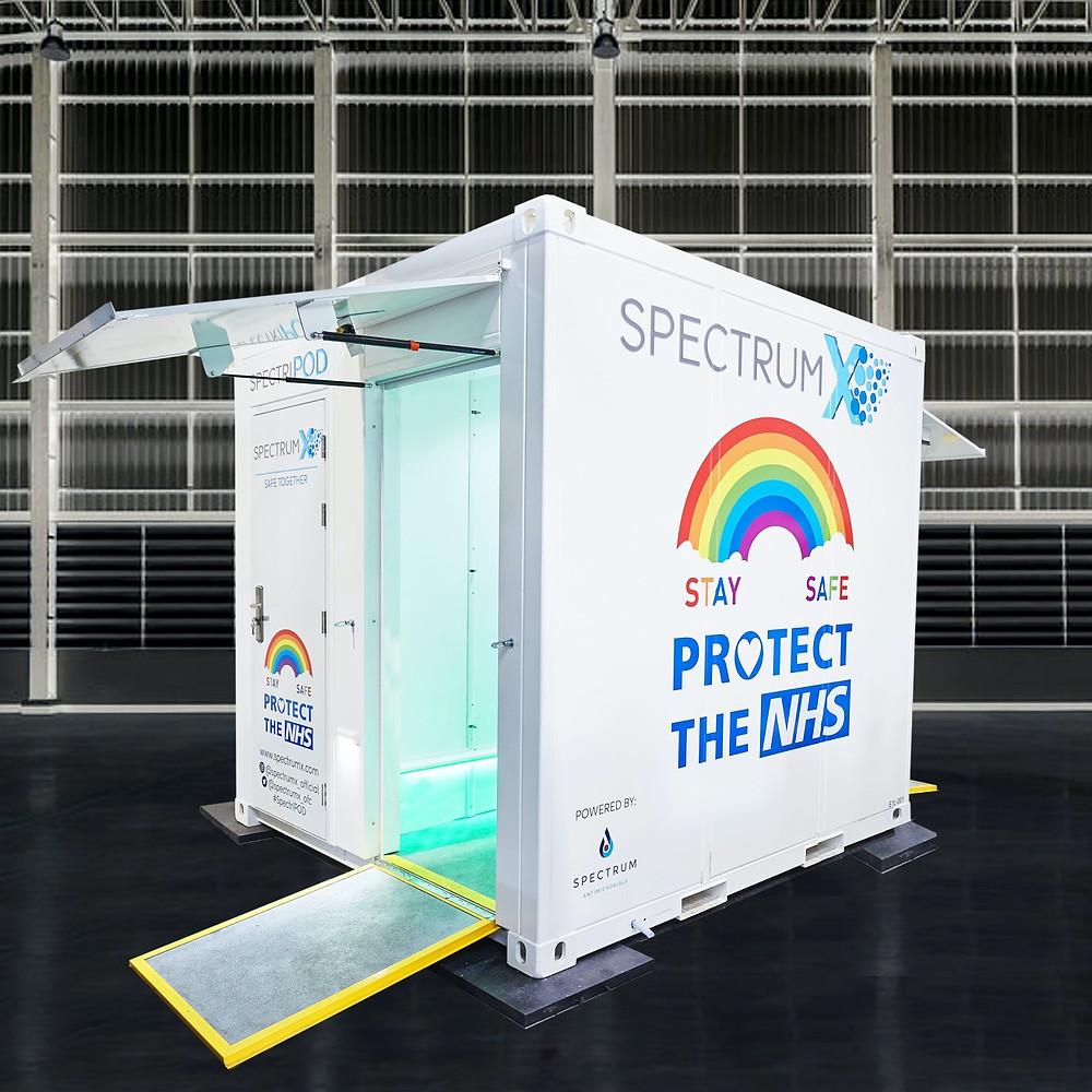 Spectrumx SpectriPoD