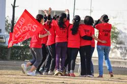 Annual sports 2016 (Girls Cricket Match) (1)