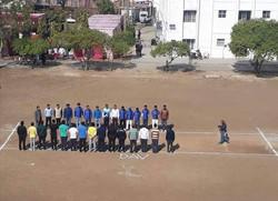 HIDS VS  DAV Cricket Match