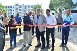 Vice Chancellor inaugrated Annual Sports Meet