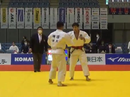 2020年度講道館杯全日本柔道体重別選手権大会兼全日本選抜柔道体重別選手権大会