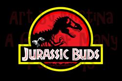 Jurassic Buds (Classic Red)