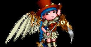 "My Art: ""Otafest"" Mascot Contest Entry"