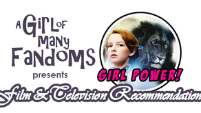 "GIRL POWER! Film and Television Rec: ""The Secret of Moonacre"""