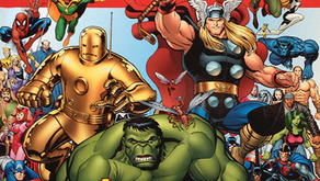 """Fandom """"Reviews"""": Avengers - The Ultimate Character Guide"""