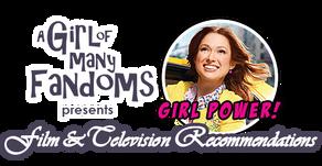 "GIRL POWER! Film & Television Rec: ""Unbreakable Kimmy Schmidt"""