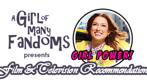"GIRL POWER! Film & Television Rec: ""Unbreakable Kimmy Schmidt"""