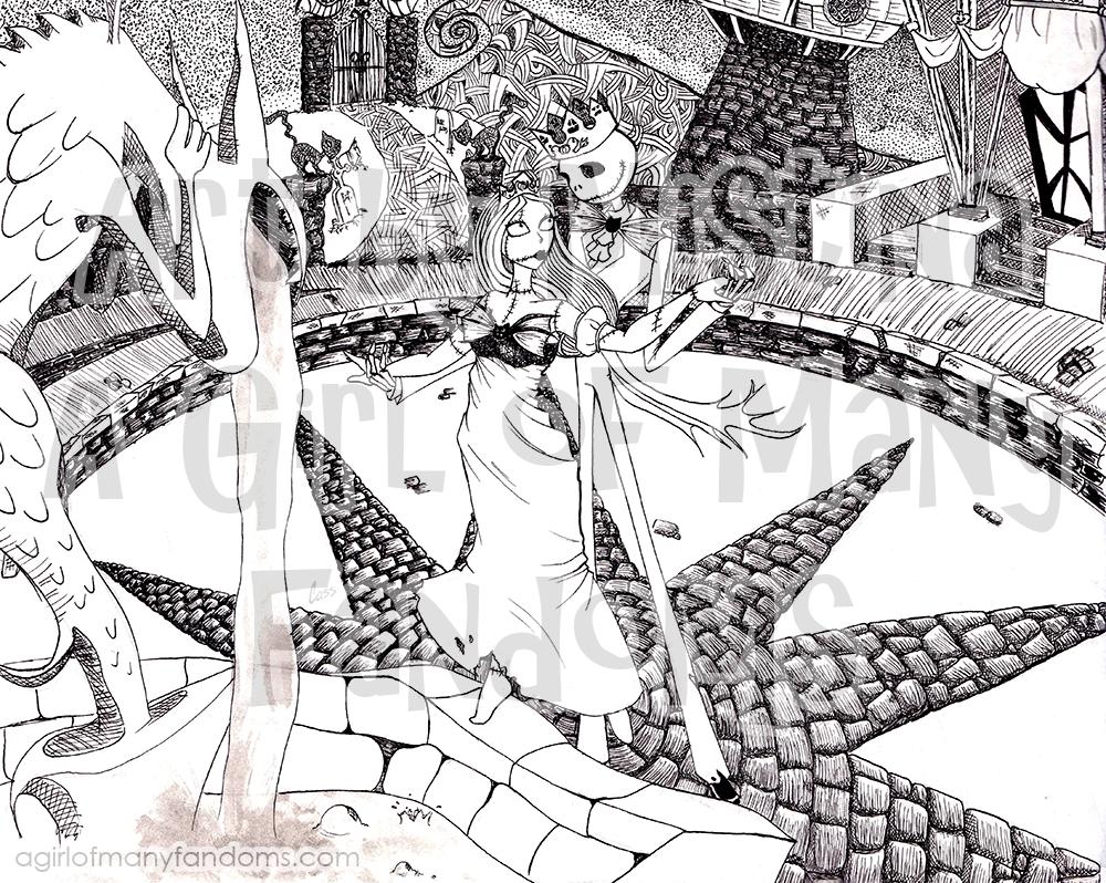 Royal Hallow's Eve Dance