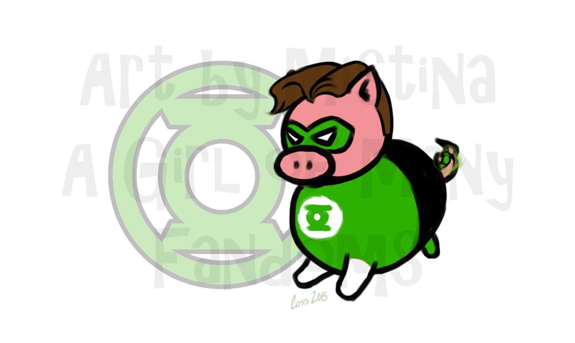 Lantern Pig!