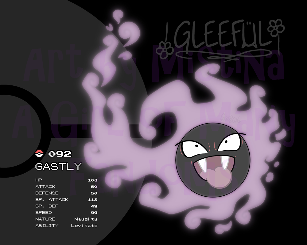 The Gastly 5: Glee