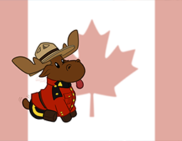 PRIDE-Mountie_Moose_Flag-ORIGINAL_FLAG-t