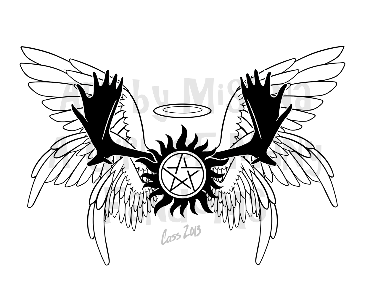 Sabriel Logo