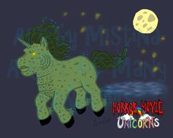 Horror Movie Unicorns