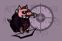Pig Avengers: Pork Eye!