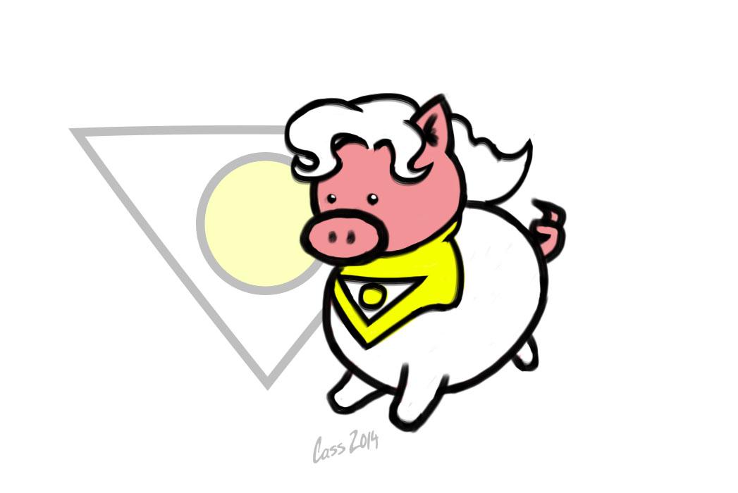 Apollo Pig!