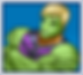 """A gif set featuring, rank 05, Hulkling ( a.k.a. Teddy Altman ) from the Marvel Comics phone game """"Avengers Academy""""."""