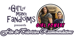 "GIRL POWER! Film and Television Rec: ""The New Legends of Monkey"""