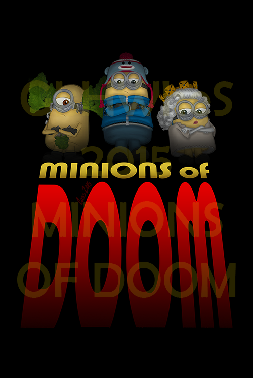 Minions of Doom (with text)