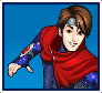 "A gif set featuring, rank 03, Wiccan ( a.k.a. Billy Kaplan ) from the Marvel Comics phone game ""Avengers Academy""."