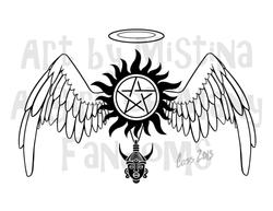 Destiel Logo